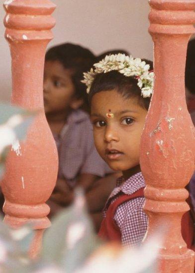 В Индии прошла массовая церемония бракосочетания детей