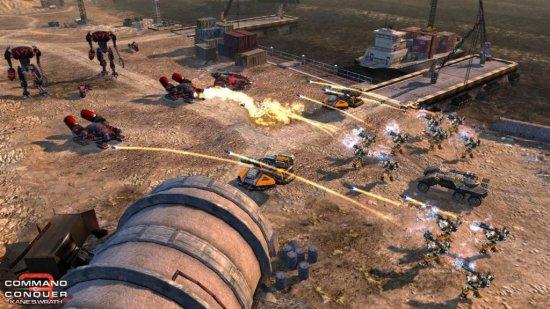 C&C 3: Kane's Wrath. Скриншоты