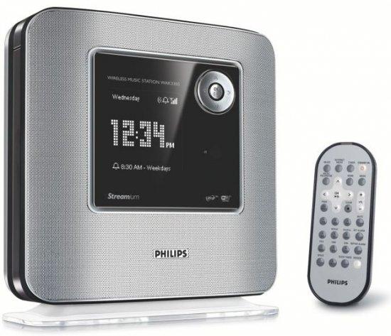 Philips WAK3300 – Wi-Fi-совместимый радиоприёмник