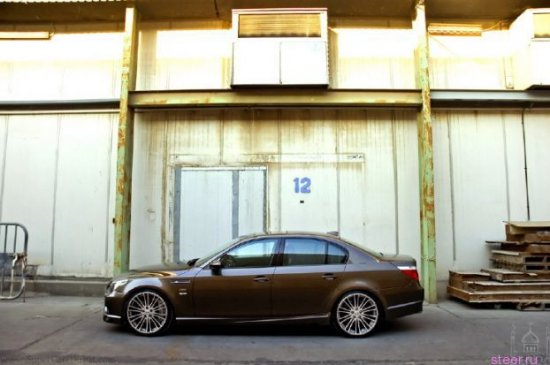 BMW M5 Hurricane G-Power: мощь урагана