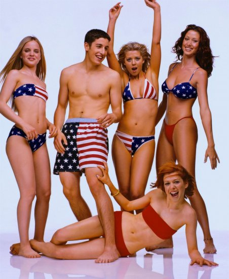 """American Pie"" Cast - Mark Seliger Photoshoot - Rolling Stone (5*HQ)"