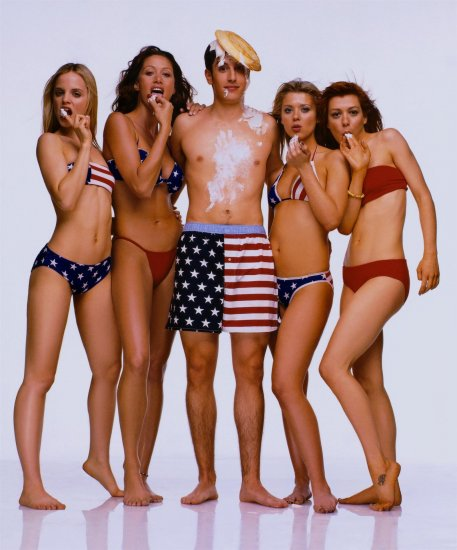 """""""American Pie"""" Cast - Mark Seliger Photoshoot - Rolling Stone (5*HQ)"""