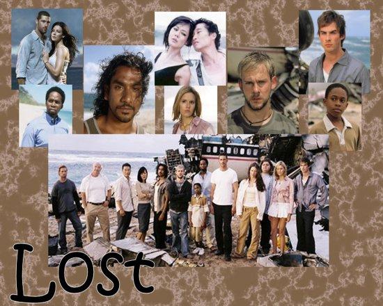 всё о героях Lost