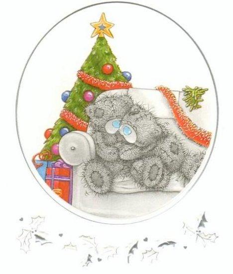 Новогодние мишки MeToYou