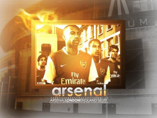 Для тех, кто болеет за Арсенал!
