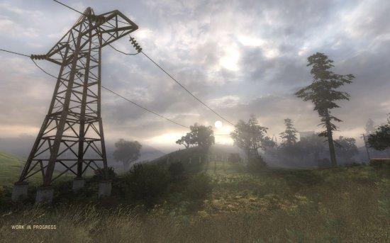 Скриншоты S.T.A.L.K.E.R.: Clear Sky