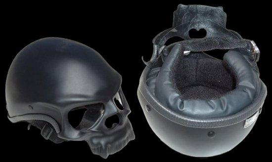 Брутальный шлем пилотов из Сантьяго