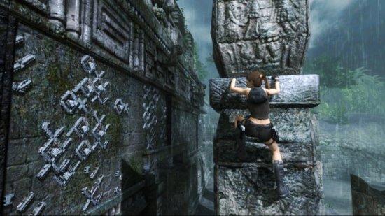 Новые детали и  скрины Tomb Raider: Underworld