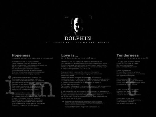 Dolphin wallpaper