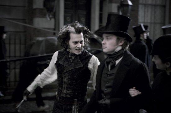 """""""Sweeney Todd"""" Stills"""