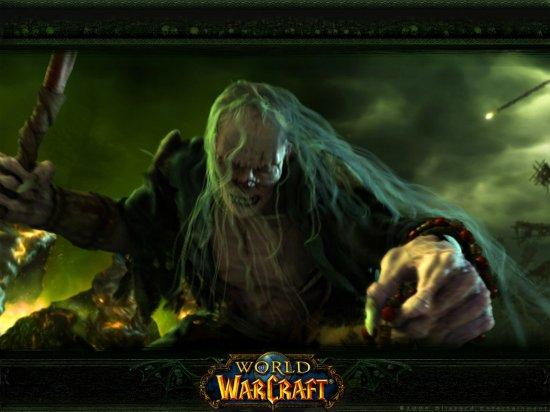Обои Warcraft 3 и WoW часть 2