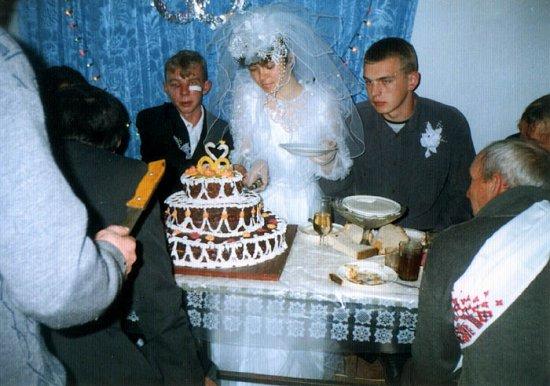 Образцовая свадьба