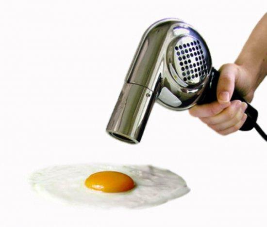 Быстрый завтрак.