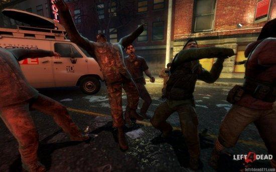 Left 4 Dead: Скриншоты