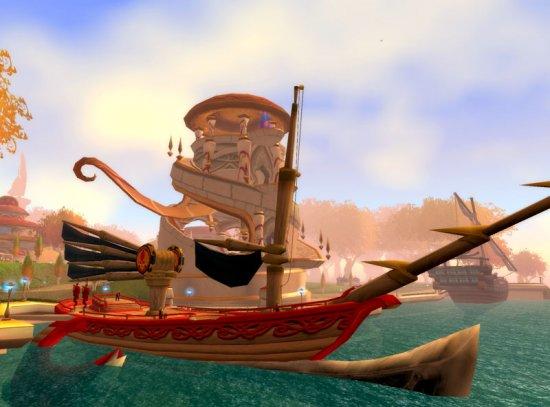 WoW: Новые скриншоты Sunwell