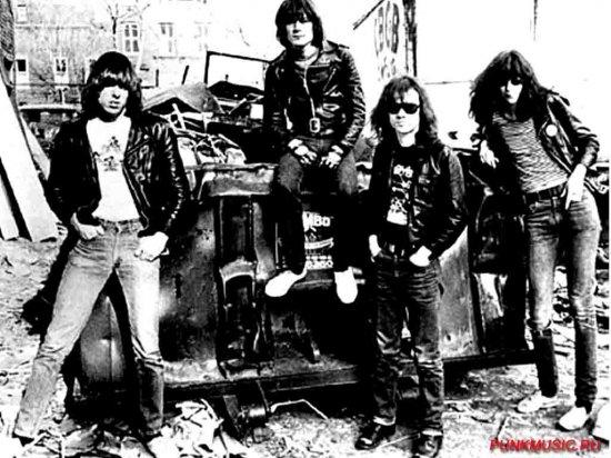 Ramones История
