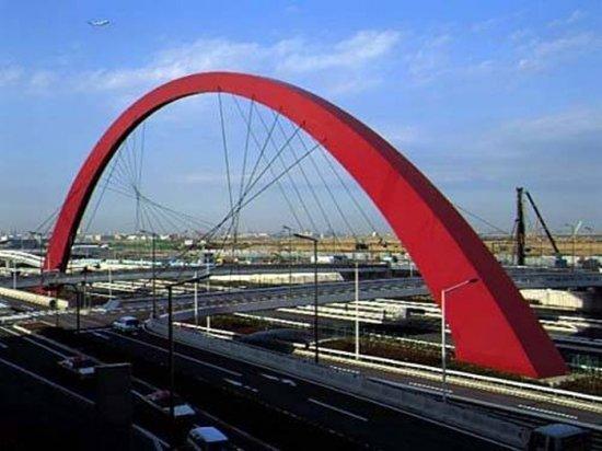 Уникальные японские мосты (10 фотографий)