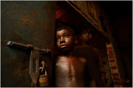 Детсткий труд - Республика Бангладеш (9 фото)
