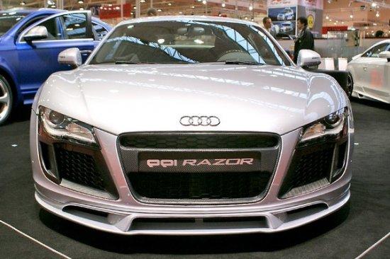 Essen Motor Show 2007 PPI Audi R8 Razor