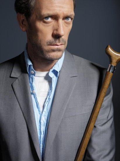 """Hugh Laurie - """"House, M.D."""" Promo (2xHQ + 2xUHQ)"""