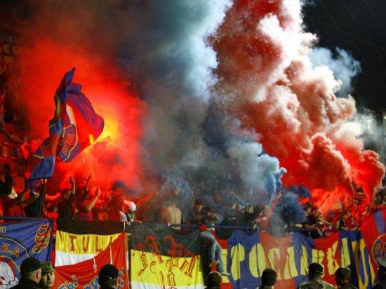Итальянские фанаты