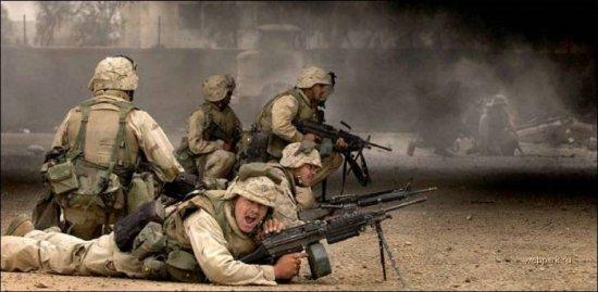 Война - это весело!