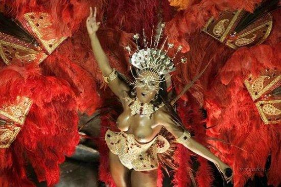 Карнавал в Рио 2008