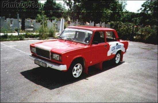 Отечественные автомобили часть 2