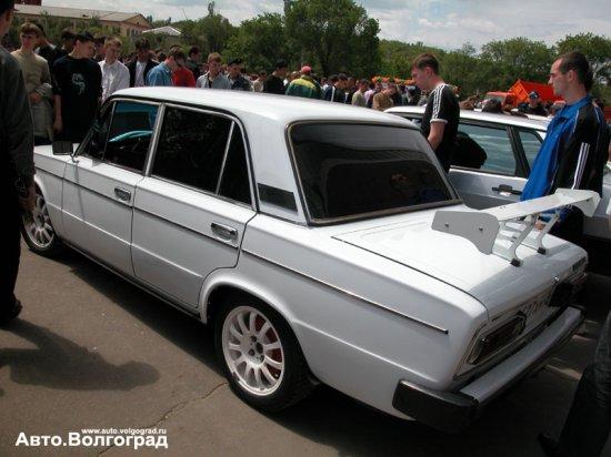 Отечественные автомобили часть 3