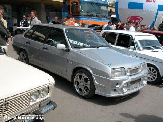 Отечественные автомобили часть 4