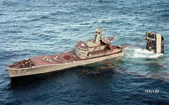 Маленькому кораблю - большую торпеду!