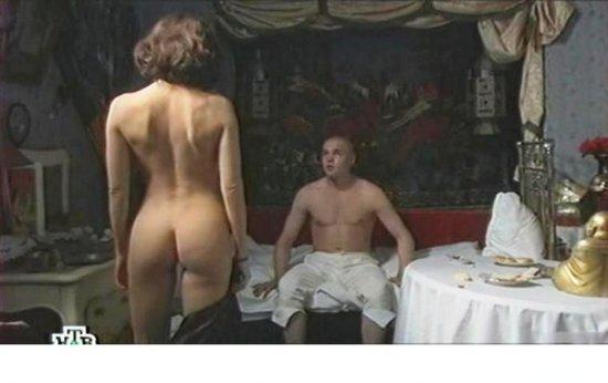 Сексапильная знаменитость Екатерина Гусева