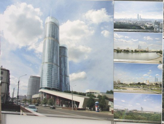 В Минске появятся небоскрёбы