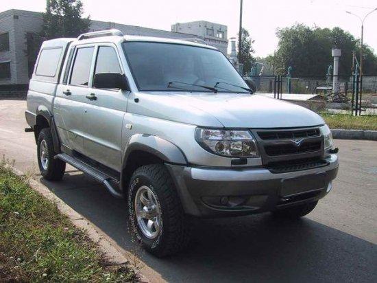 УАЗ-2362/23632 «Бизон»