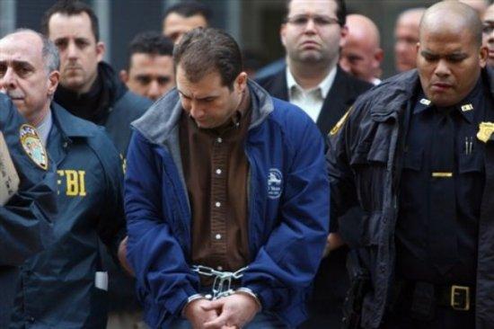 Арест членов мафиозного клана Гамбино
