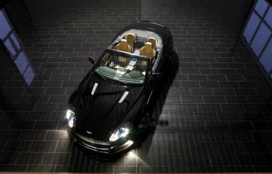 Mansory Aston Martin DB9 Coupe & Volante