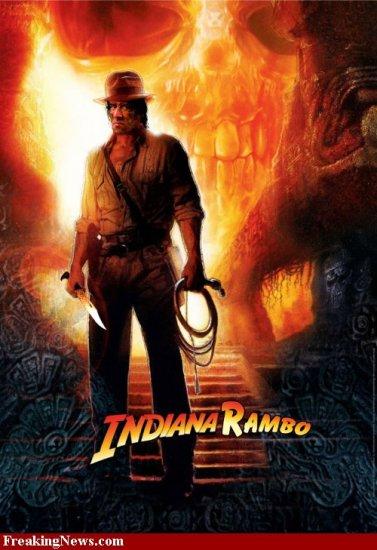 Почему Индиана Джонс круче Рэмбо