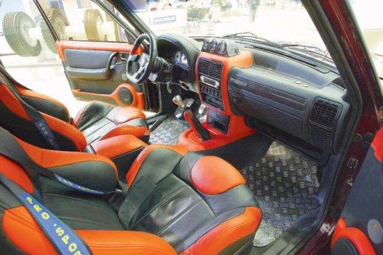 ГАЗ 31105-121 «Спорт»