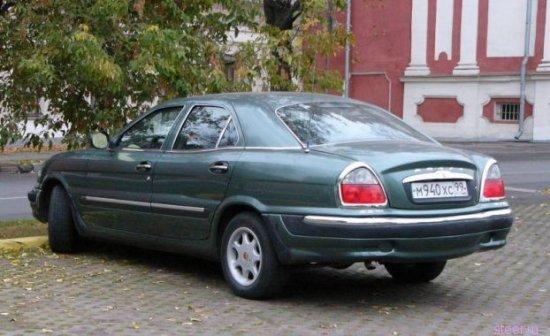 "ГАЗ-3111 ""Волга"": Неудавшийся флагман"