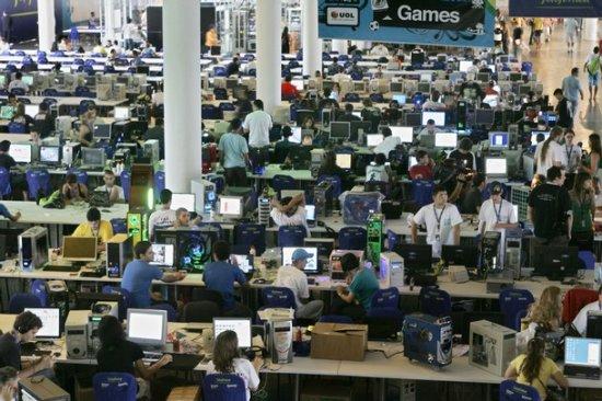 Собрание интернет-пользователей Campus Party