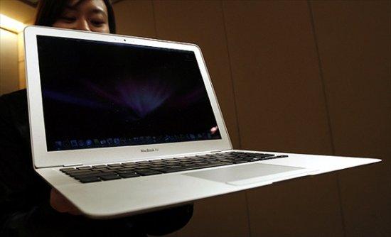 Macbook Air — первые итоги продаж в США