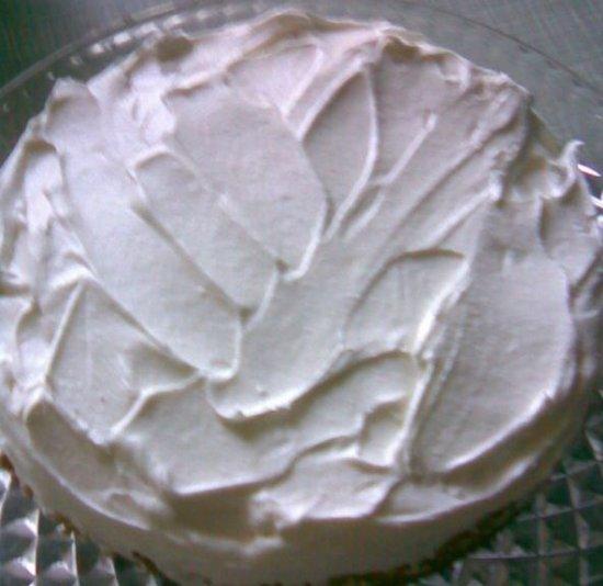 Торт из манки