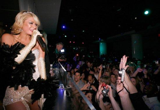 Пэрис Хилтон (Paris Hilton) — новая Pussycat Doll