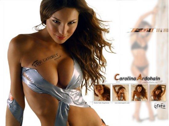 Carolina Ardohain