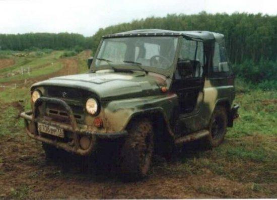 УАЗ-3150 «Шалун»