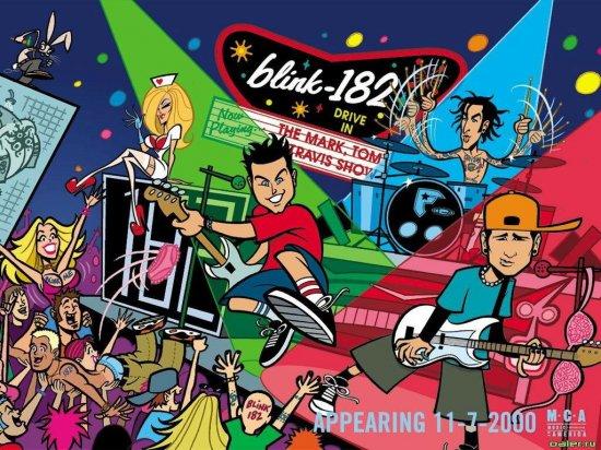 BLINK 182 !!!