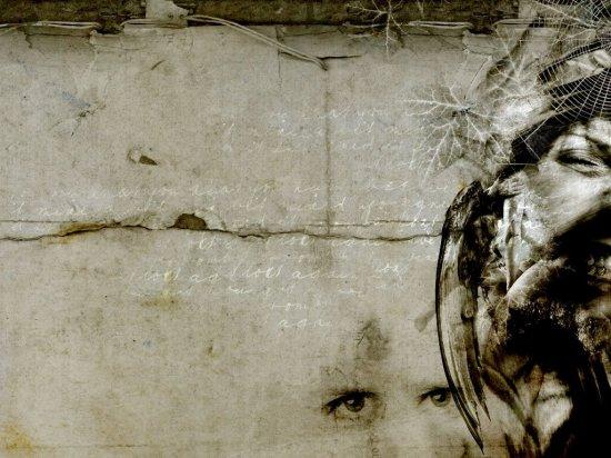 Картинки - в основном мрачные и депрессивные
