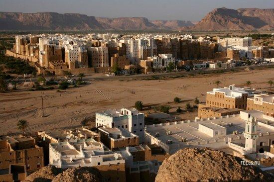 Самый тесный город в мире
