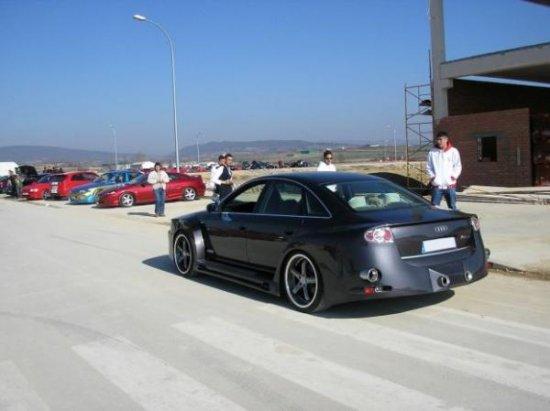 Первая Audi A9! Шпионские фотографии