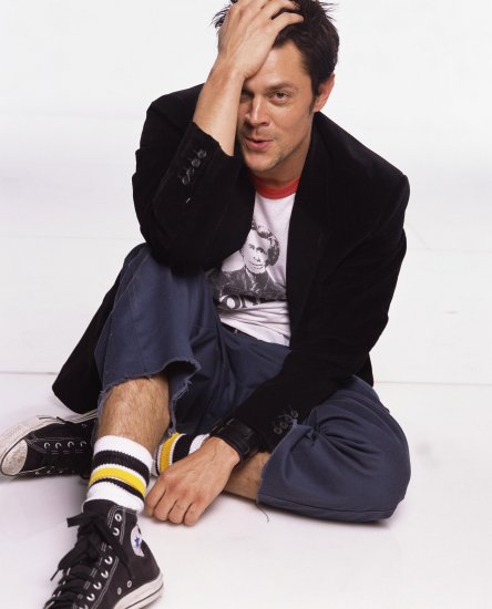 Johnny Knoxville - Robert Ascroft Photoshoot